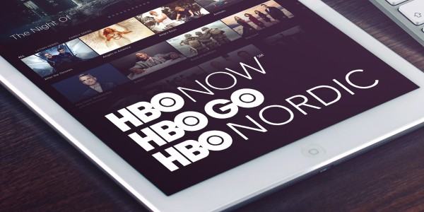 HBO NOW / GO / NORDIC