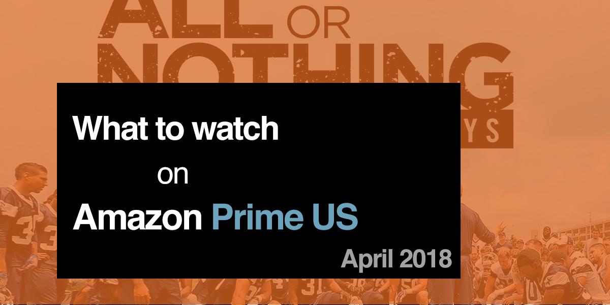 Amazon April
